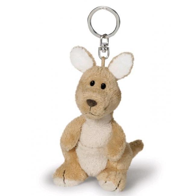 Nici sleutelhanger 10 cm kangoeroe