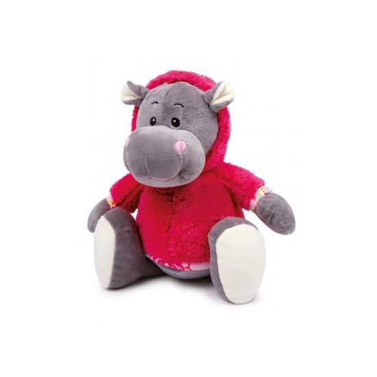 Nina nijlpaard knuffel 35 cm