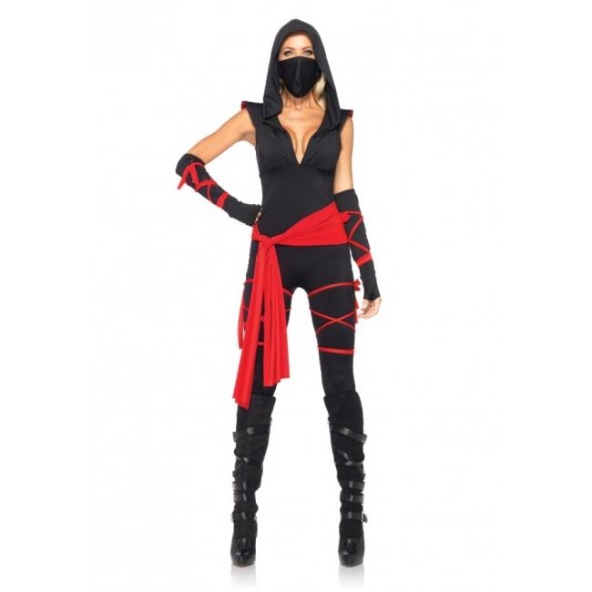 Ninja dames kleding
