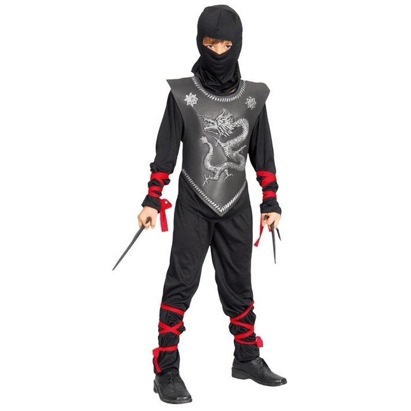 Ninja pak voor kinderen