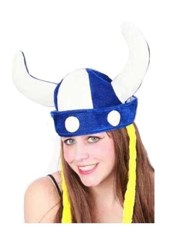 Oblix hoed met hoorns
