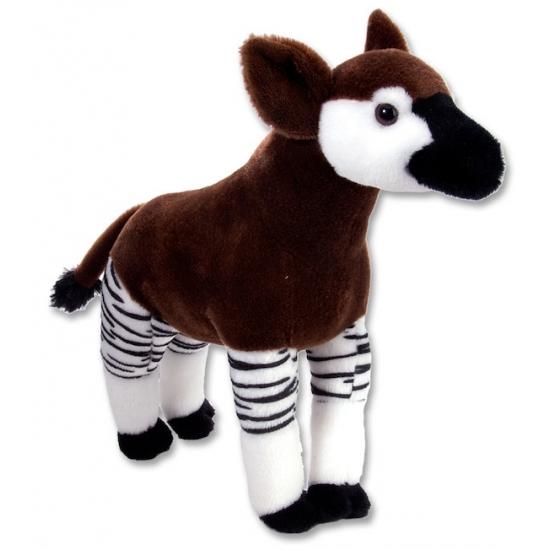 Okapi knuffel 30 cm