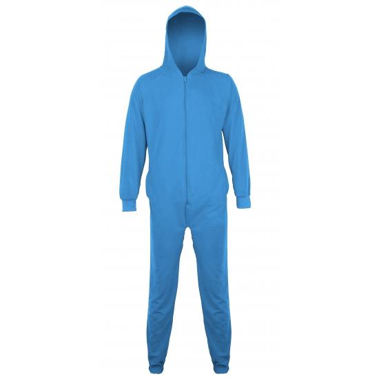 Onesie blauw voor mannen