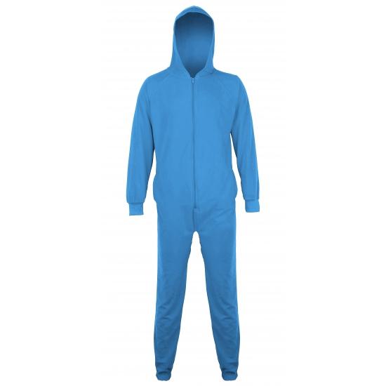 Onesie blauw voor vrouwen