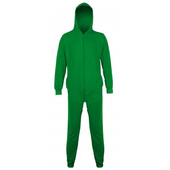 Onesie groen voor vrouwen