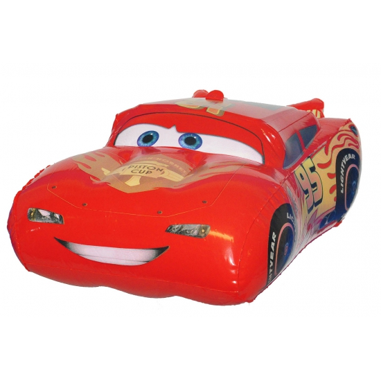 Opblaas auto van Cars