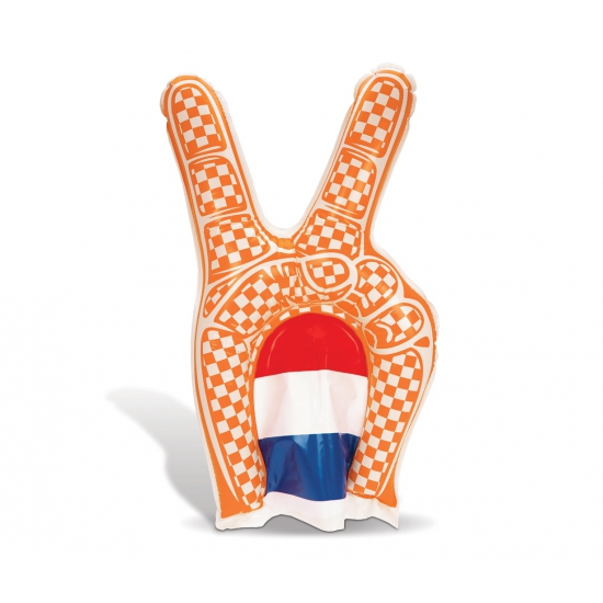 Opblaasbare Holland hand