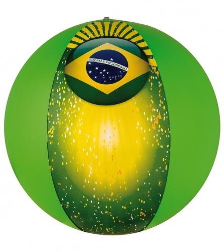 Opblaasbare strandbal Brazilie