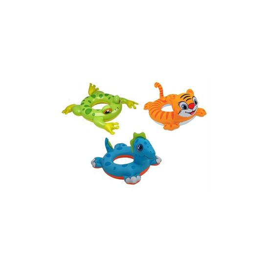 Opblaasbare tijger zwemband voor kinderen