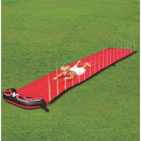 Opblaasbare waterglijbanen 4 meter