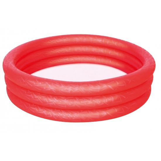 Opblaasbare zwembaden rood