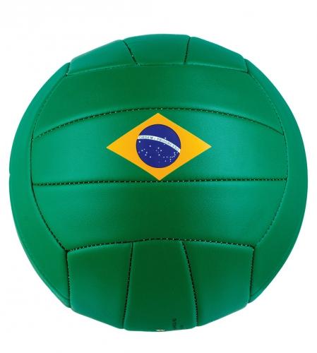 Opgeblazen volleybal Brazilie