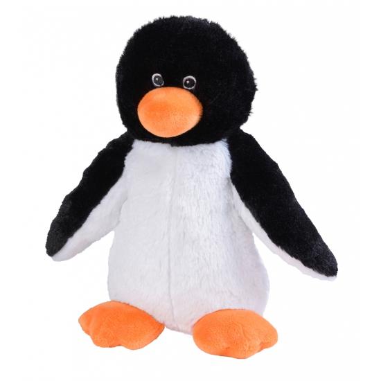 Opwarmbare Pinguin knuffels