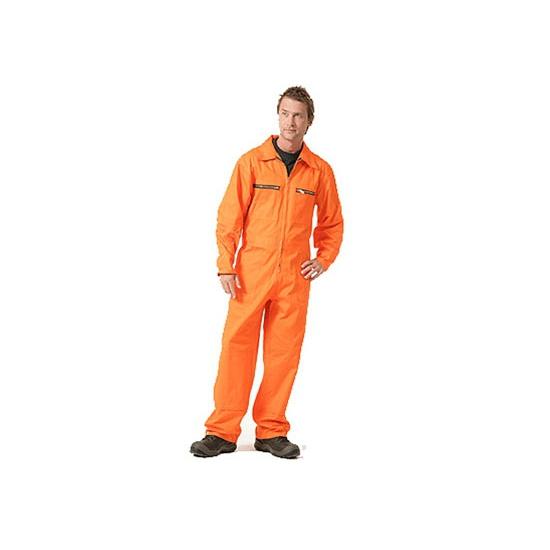 Oranje boeren overall heren