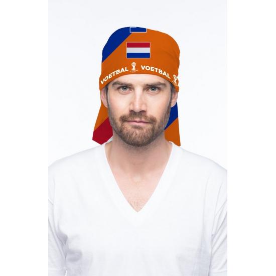 Oranje Holland bandana