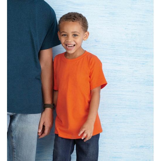 Oranje kinder shirts
