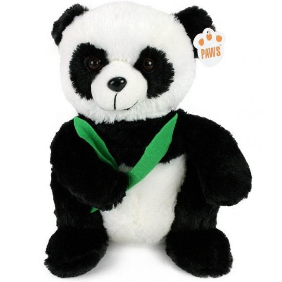 Panda beer knuffel 28 cm