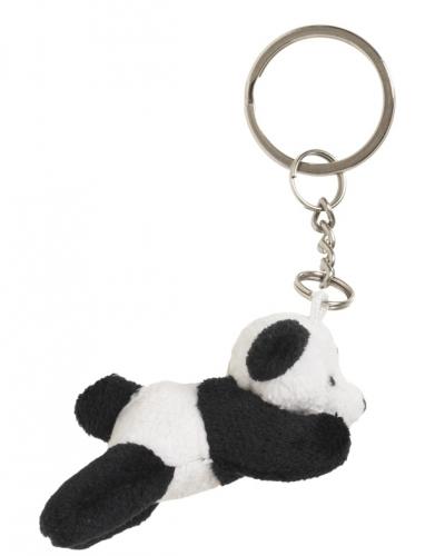 Panda sleutelhangertje 6 cm