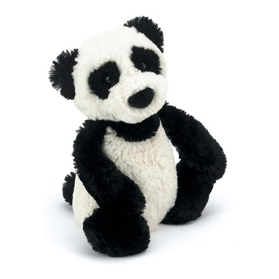 Pandabeer knuffel Bashful 31 cm