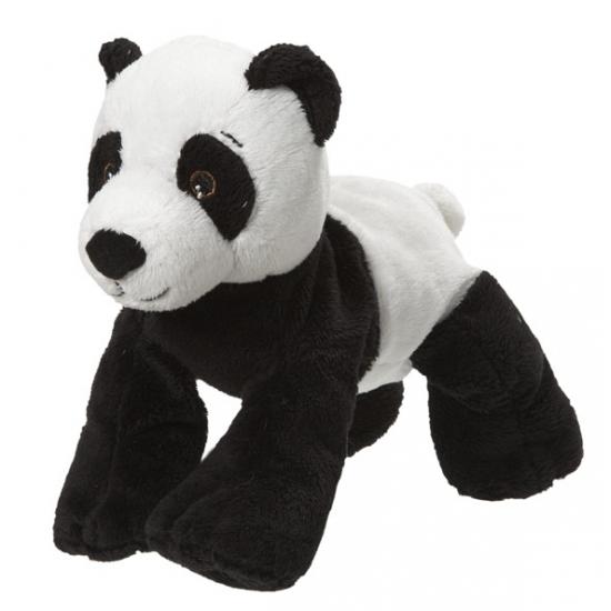 Pandaberen knuffeltje 22 cm