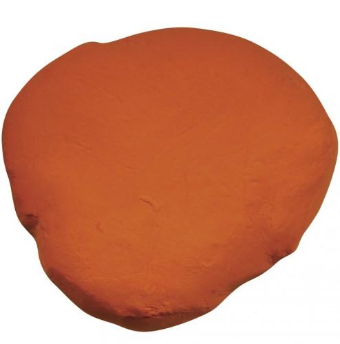 Rayher modelleer klei oranje 50 gr