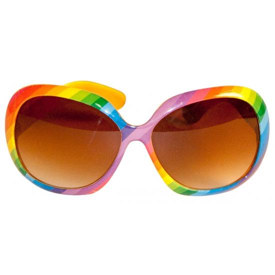 Regenboog fun bril