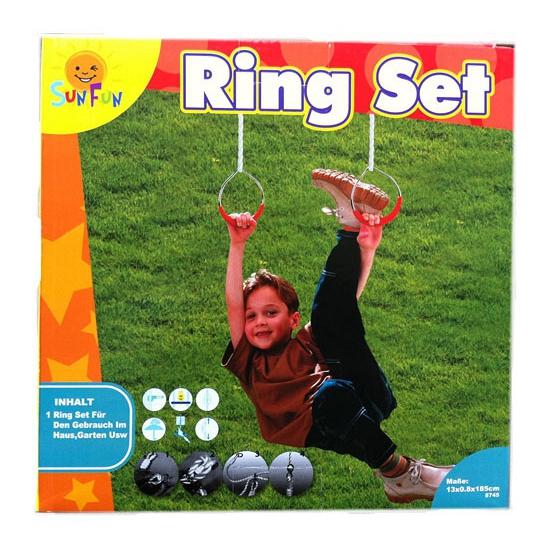 Schommel sport ringen voor kinderen