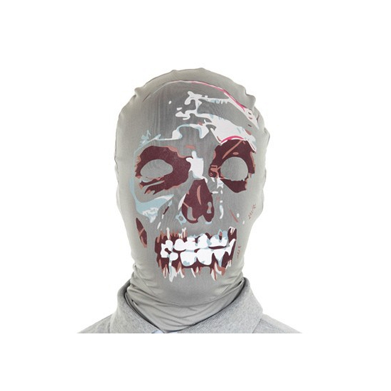 Second skin masker zombie
