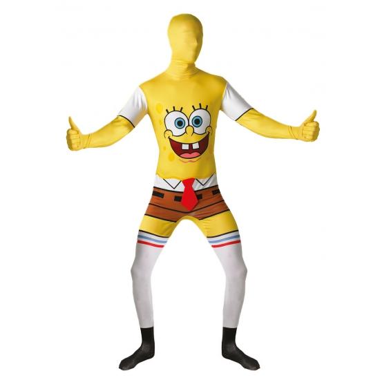 Second skin pak van Sponge Bob