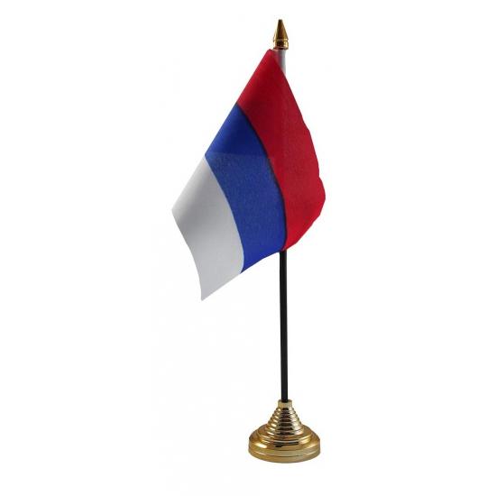 Servie vlaggetje voor op tafel