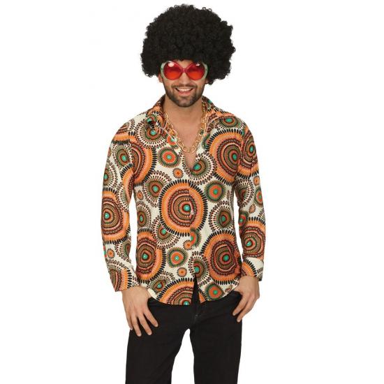 Seventies heren overhemd