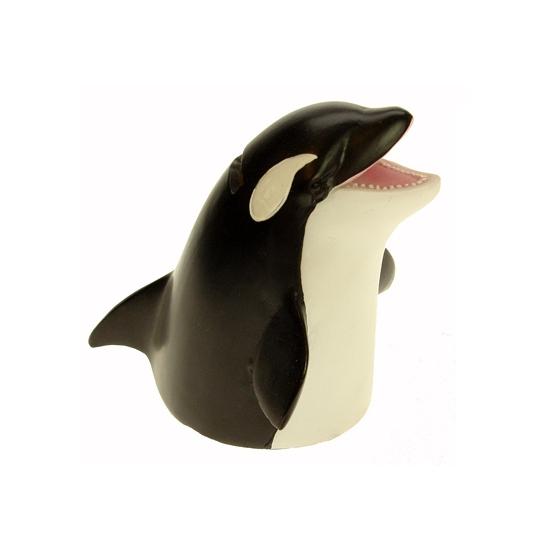 Spaarpot orka 10 cm