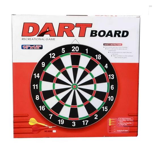 Speelgoed dartbord 40 cm
