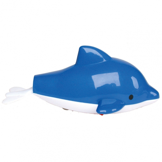 Speelgoed plastic dolfijn