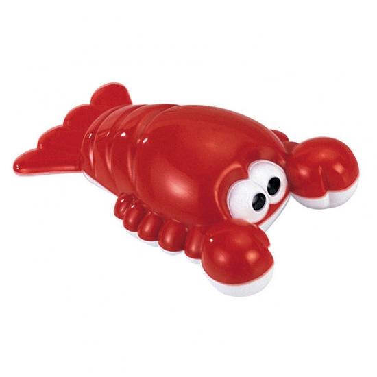 Speelgoed plastic kreeft