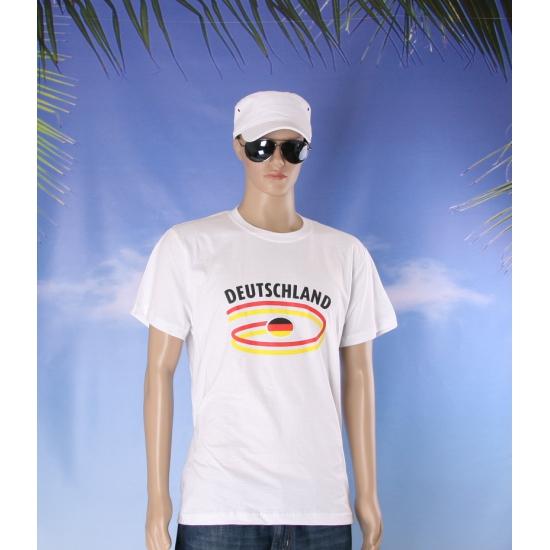 T shirts met Deutschland opdruk heren