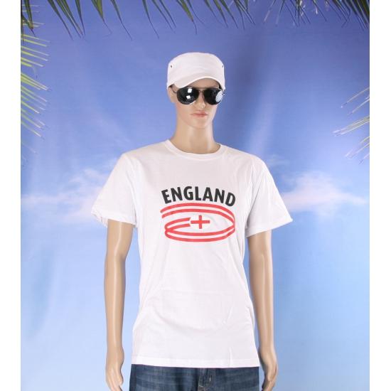 T shirts met England opdruk volwassenen