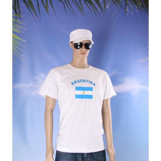 T shirts van vlag Argentinie