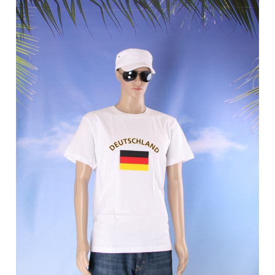 T shirts van vlag Duitsland