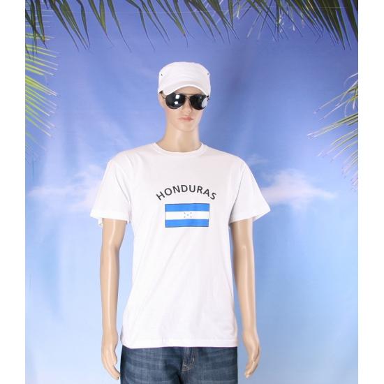 T shirts van vlag Honduras