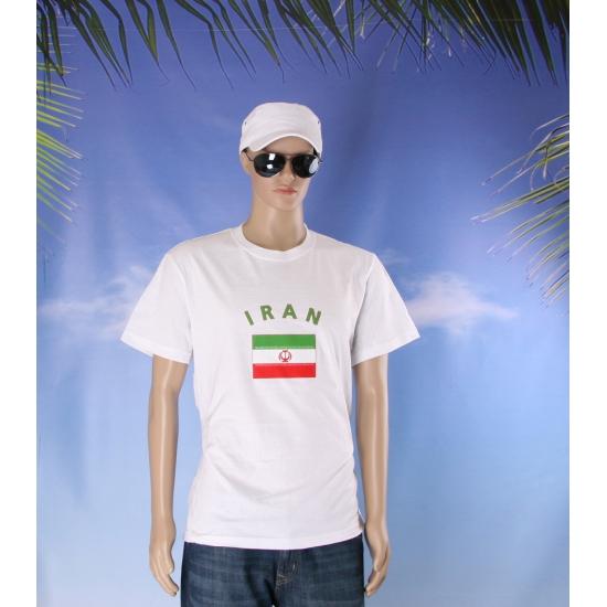 T shirts van vlag Iran