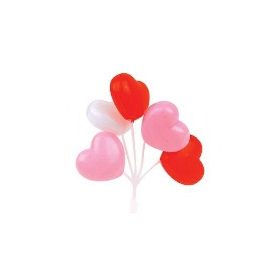 Taart decoratie tros ballonnen