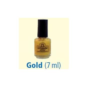 Tandlak goud