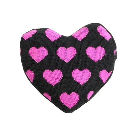 Tarwe wamtekussen hartvormig
