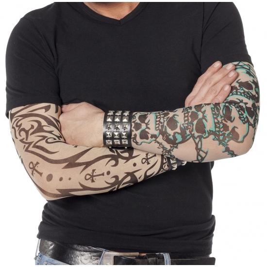 Tattoo mouwen gothic