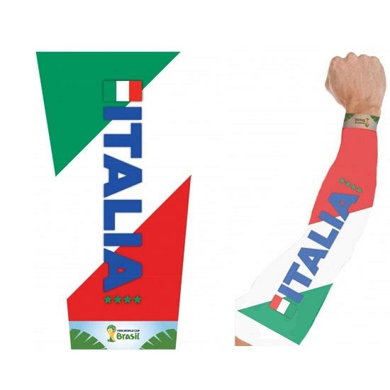 Tattoo mouwen Italie