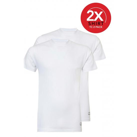 Ten Cate witte t shirts katoen 2 pak