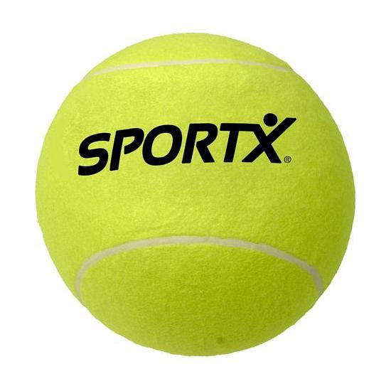 Tennisbal van het merk SportX