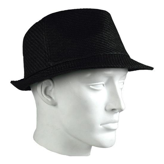 Timberlake hoed zwart