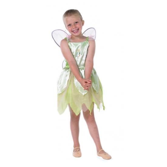 Tinkerbell jurkje voor meisjes met vleugels